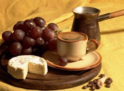 кофе с сыром рецепт с фото
